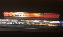 Specialty Incense - $4.00